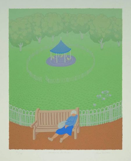 Anne Graham - perchance to dream