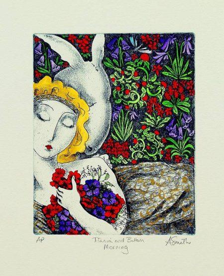 Anne Smith - Titania & Bottom - Morning
