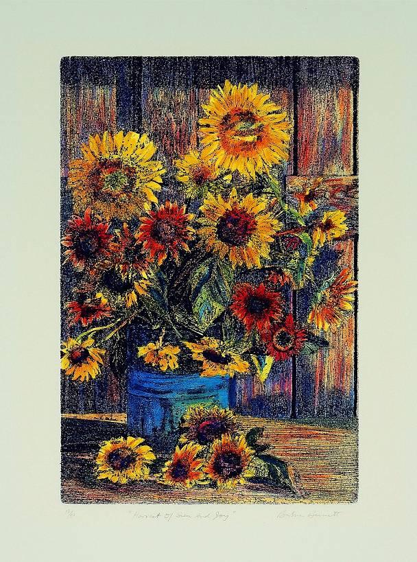 Barbara Bennett - Harvest of Sun & Joy