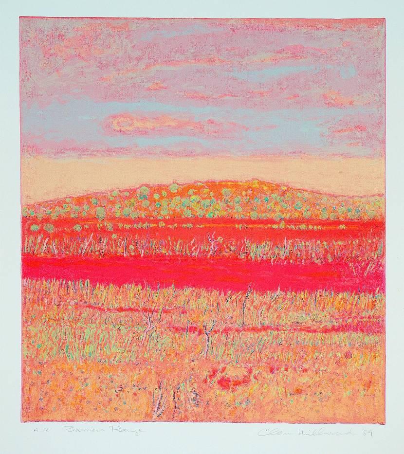 Clem Millward  - Barrier Range