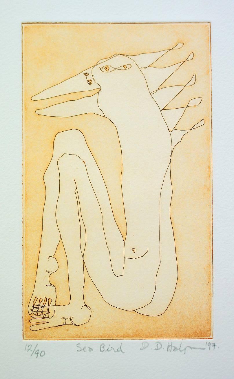 Deborah Halpern - Seabird