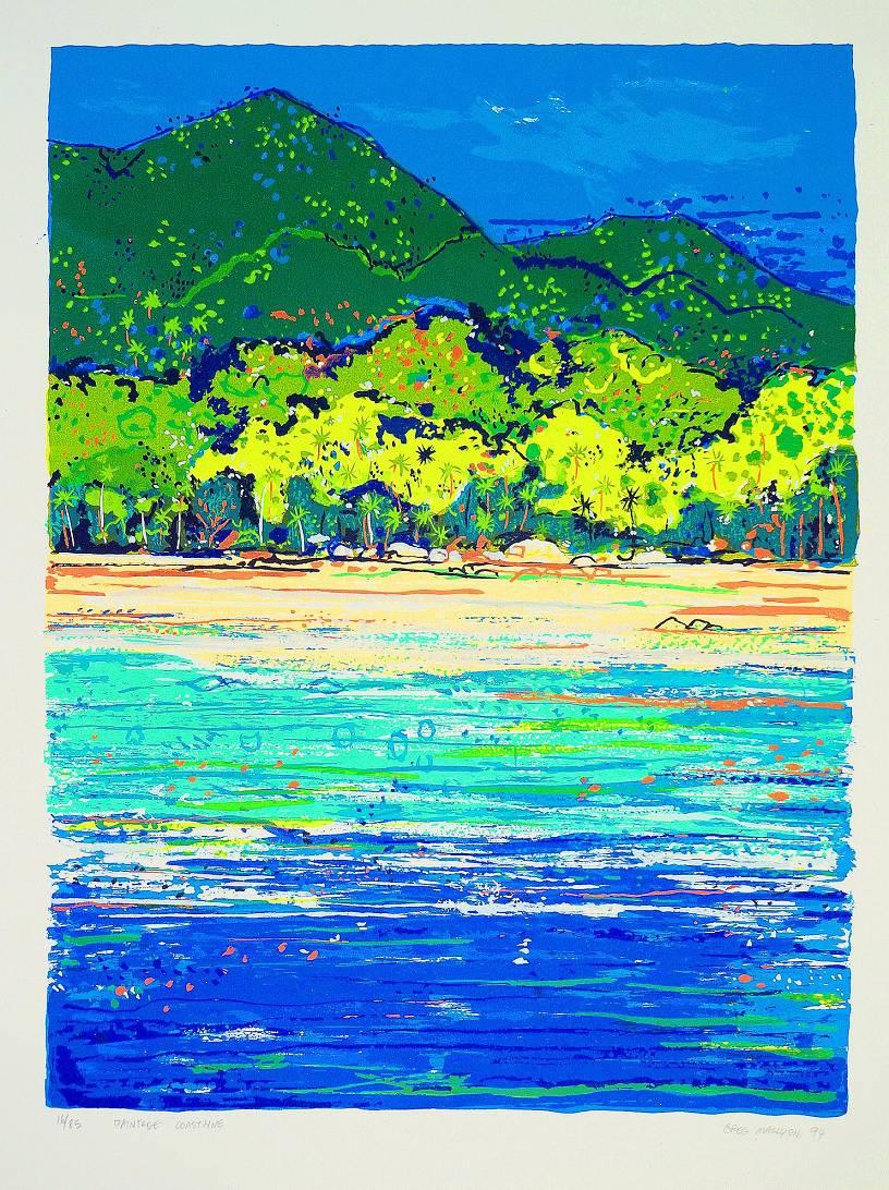 Greg Mallyon  - Daintree Coastline