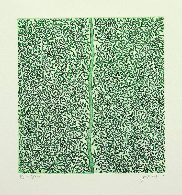 Joseph Austin - Kelp forest (green)