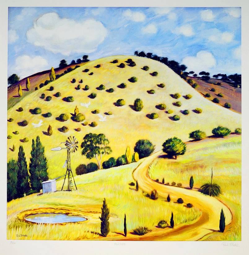 Paul Blake  - Hillside