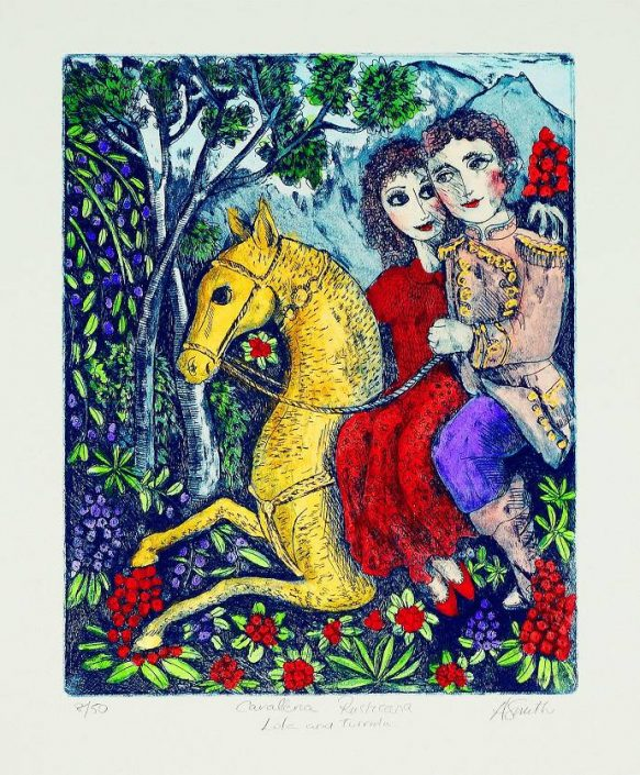 Anne Smith - Cavalleria Rusticana - Lola & Turridu