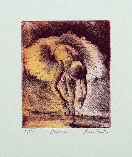 Anne Smith - Dancer