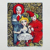 Anne Smith - Pagliacci Carnival - Dancer