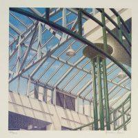 Brian Burr - Modern architecture (interior)