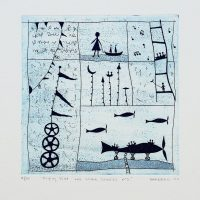 Christina Cordero  - flying fish & Other Stories No 2