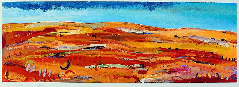 Julie Donald - Active Bare Hills Near Adelaide