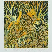 Kati Thamo - Caught in the Undergrowth