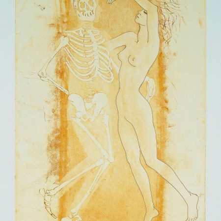 Louis Kahan - Death and the Maiden