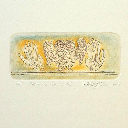 Max Miller - Etruscan Owl