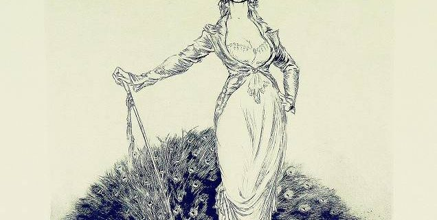 Norman Lindsay - Juno (sold out)