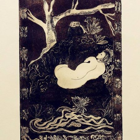 Stephanie Campbell  - Sleeping as Voulder