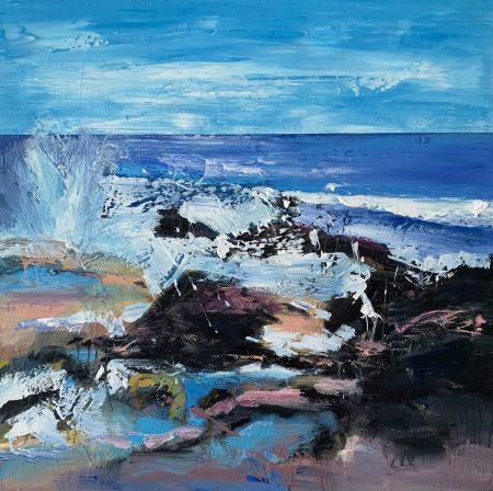 Wave Breaking - Jan Neil